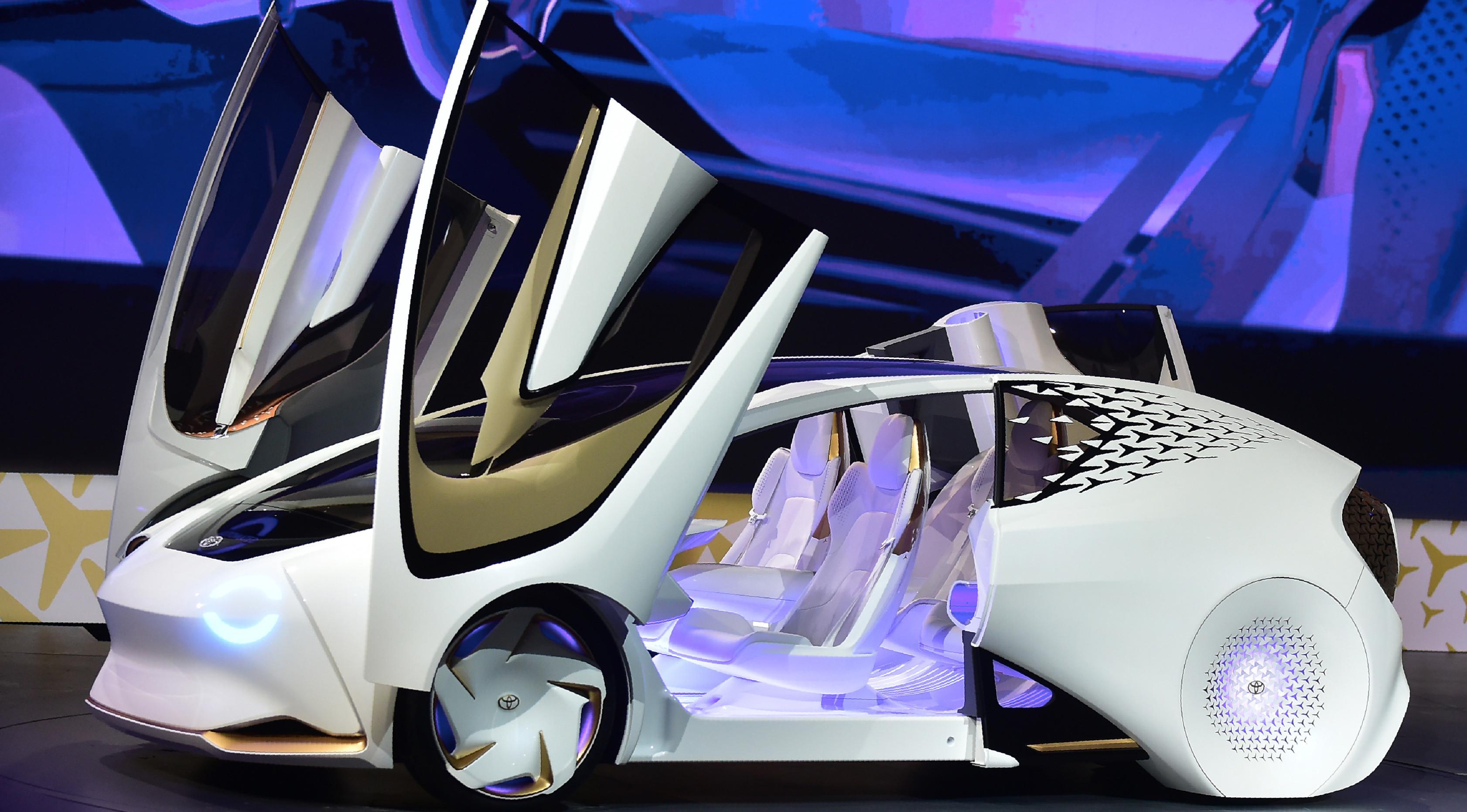 3 Harga Mobil Yang Canggih Dan Futuristik Di Masa Depan Bisnis Liputan6 Com