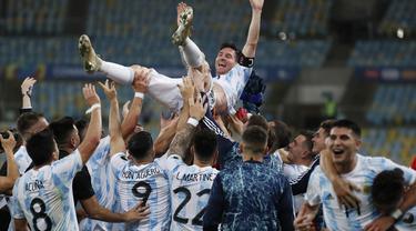 Lionel Messi - Argentina - Copa America 2021