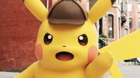 Video game Great Detective Pikachu. (Nintendo)