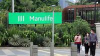 Asuransi Manulife. Dok Manulife