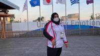 Hadirnya Nurul di Olimpiade juga mencetak sejarah karena terakhir kali atlet provinsi Serambi Mekah berlaga di Olimpiade adalah 33 tahun lalu.(Instagram/nurulakmal_12).