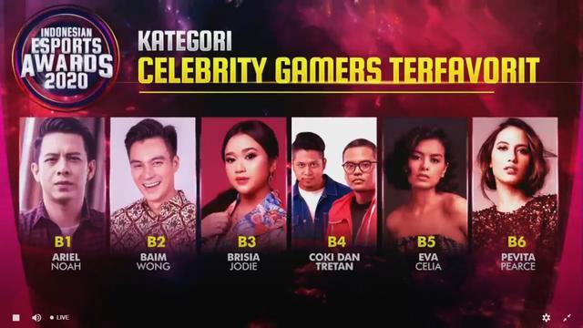 Masuk Nominasi Indonesian Esports Awards 2020, Inilah Eva Celia yang Jago Main Apex Legends