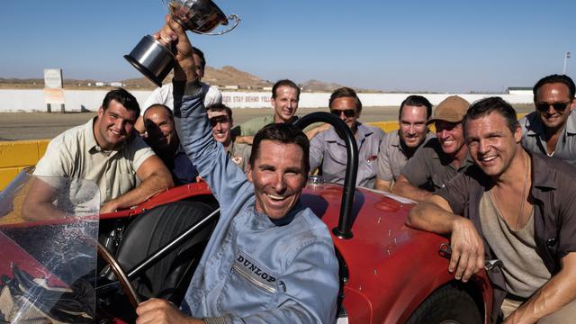 Ford V Ferrari. (Merrick Morton/20th Century Fox via AP)