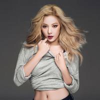HyunA 4Minute (via pinterest.com)