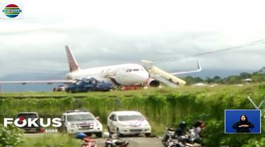 Atas insiden ini pihak Lion Air Group menyatakan akan bertanggungjawab terhadap penumpang. Baik dalam bentuk pembatalan penerbangan, pengembalian uang tiket secara penuh atau refund serta keperluan lainnya.