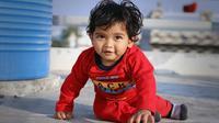 Ilustrasi nama, bayi laki-laki, Islami. (Photo by Arr N on Unsplash)