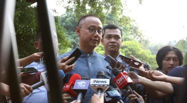 Usai Putusan MK, Prabowo Kumpulkan Sekjen Partai Koalisi di Kertanegara