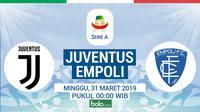 Serie A Juventus Vs Empoli (Bola.com/Adreanus Titus)