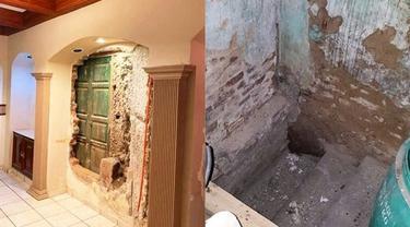 6 Penemuan Saat Renovasi Rumah, Ada yang Temukan Ruang Rahasia