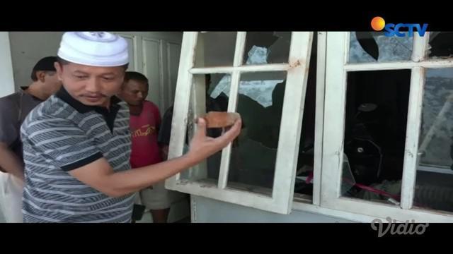 Perguruan silat di Jember, Jawa Timur, diserang puluhan orang. Diduga merupakan aksi salah alamat.