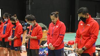 Sudirman Cup: Tim Bulu Tangkis Indonesia Gelar Latihan sebelum Tampil 26 September 2021, Segera Tayang di Vidio
