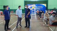 Nasdem menggelar vaksinasi massal Covid-19 di Jakarta (Istimewa)