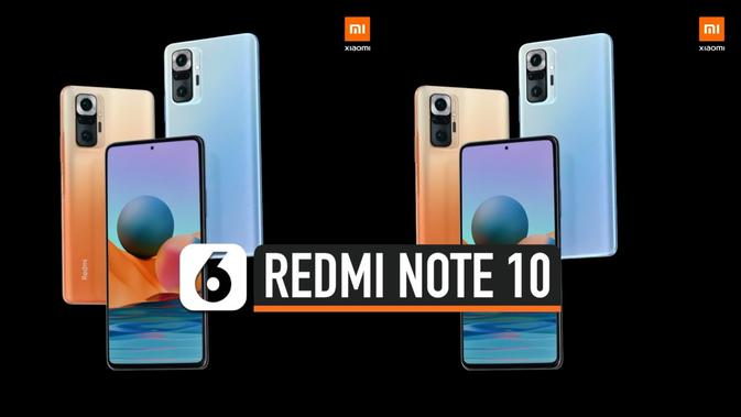 VIDEO: Xiaomi Redmi Note 10 Series Dirilis, Ini Ta