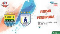 Liga 1 2019: Persib Bandung vs Persipura Jayapura. (Bola.com/Dody Iryawan)