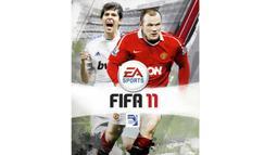 2011 - Wayne Rooney dan Kaka. (EA Sports)