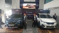 Peugeot Luncurkan Varian Allure Plus untuk 3008 dan 5008 (Arief/Liputan6.com)
