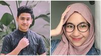 Momen kebersamaan Adiba Khanza dan Syakir Daulay. (Sumber: Instagram/@syakirdaulay/@adiba.knza)