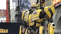 Tranformers Bumble Bee (Sumber: Twitter/@transformers)