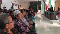 Puti Guntur bertemu kader Aisyiyah. (Merdeka.com)