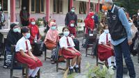 Ganjar Pranowo mengunjungi Desa Growong Kecamatan Tempuran Kabupaten Magelang
