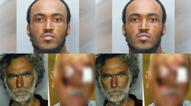 26-5-2012: Pria Kanibal Pemakan Wajah Tunawisma Hebohkan Miami