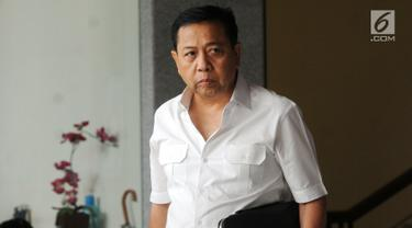 Terkait Kasus Suap PLTU Riau-1, KPK Kembali Periksa Setnov