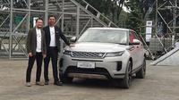 PT Wahana Auto Ekamarga (WAE) resmi menghadirkan all new Range Rover Evoque di Indonesia. (Amal / Liputan6.com)