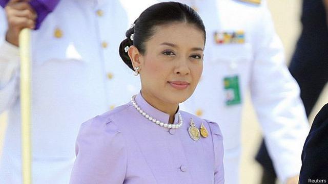 Status Bangsawan Istri Putra Mahkota Thailand Dicabut