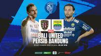 Podcast BRI Liga 1 - Bali United Vs Persib Bandung (Bola.com/Adreanus Titus)