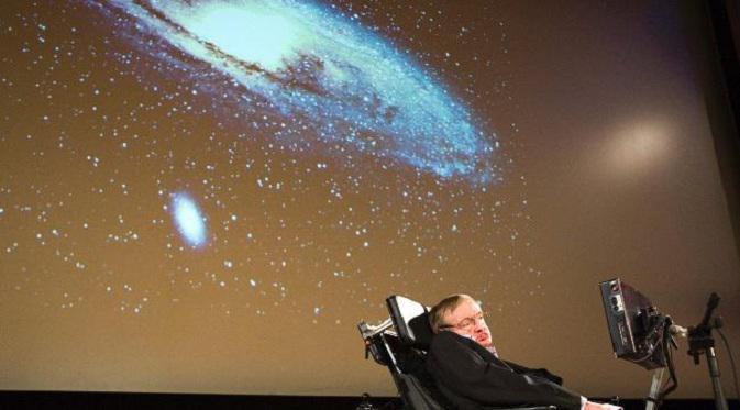 Stephen Hawking dan Teori Pencarian Alien