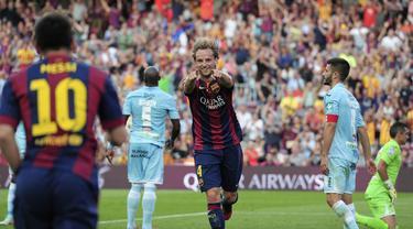 Barcelona Gasak Granada Enam Gol Tanpa Balas