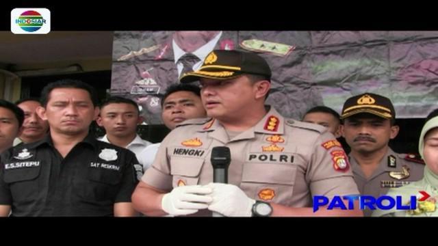 Polisi menjerat wanita berusia 57 tahun di Cengkareng, Jakarta Barat, yang menjual miras oplosan lantaran telah menewaskan enam orang.