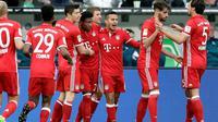 Bayern Munchen  (AP Photo/Michael Sohn)
