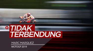Berita video highlight balapan MotoGP seri Republik Ceko, di mana pembalap Repsol Honda, Marc Marquez, semakin tak terbendung pada musim 2019.