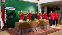 Musprovlub Pordasi DKI memilih Aryo Djojohadikusumo menjadi ketua Pordasi DKI secara aklamasi (istimewa)