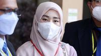 Larissa Chou usai jalani persidangan cerainya