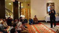 Kegiatan buka puasa bersama di KJRI Vancouver merupakan kegiatan yang rutin diselenggarakan (KJRI Vancouver)