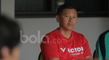 Hendry Saputra Ho, PBSI, Bola.com, Pelatih Tunggal Putra PBSI