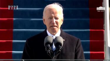 Presiden AS ke-46 Joe Biden.