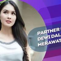Sosok partner Sandra Dewi dalam mengurus anak.