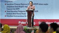 Braman Setyo berharap, calon mitra LPDB-KUMKM dalam mengakses pinjaman/pembiayaan LPDB-KUMKM diberikan kemudahan akses karena telah melakukan PKS dengan Dinas Koperasi dan UMKM tingkat Provinsi di seluruh Indonesia