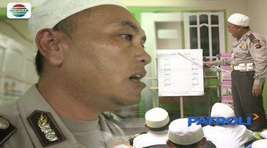 Tak hanya mengabdi pada masyarakat, polisi di Kalimantan Selatan ini juga abdikan dirinya untuk kegiatan positif dengan mendirikan sekolah mengaji.