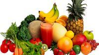 orang yang makan lebih banyak buah dan sayuran memiliki keingintahuan dan kreativitas yang tinggi serta mampu bersikap positif.