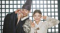 Drama Park Bo Gum Love in The Moonlight. (Sumber: soompi.com)
