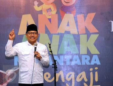 20160505-Muhaimin Iskandar Canangkan Gerakan Anak Nusantara Mengaji-Jakarta