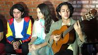Aliando Syarief mengisi soundtrack Asal Kau Bahagia