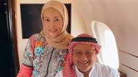 Maia Estianty sebut Irwan Mussry seperti orang Arab (Dok.Instagram/@maiaestiantyrealofficial/https://www.instagram.com/p/B2_QA_KnnGC/Komarudin)