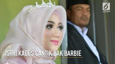 Foto pernikahan kepala Desa Blang Crum, Lhokseumawe, Aceh, ramai diperbincangkan