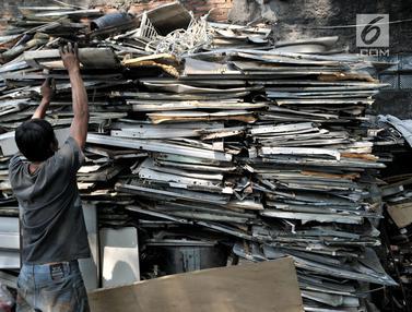 Januari-Juni, DLH DKI Jakarta Proses 1 Ton Sampah Elektronik