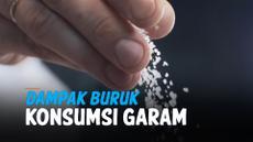konsumsi garam